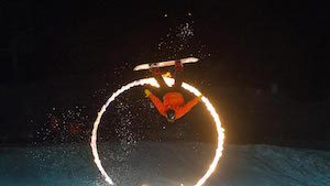 Whistler Fire & Ice Show