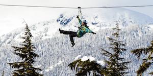 ZipTrek - Fly Like an Eagle!