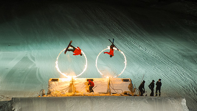 Fire & Ice Show
