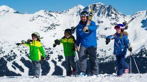 Whistler Ski School - Mike Crane