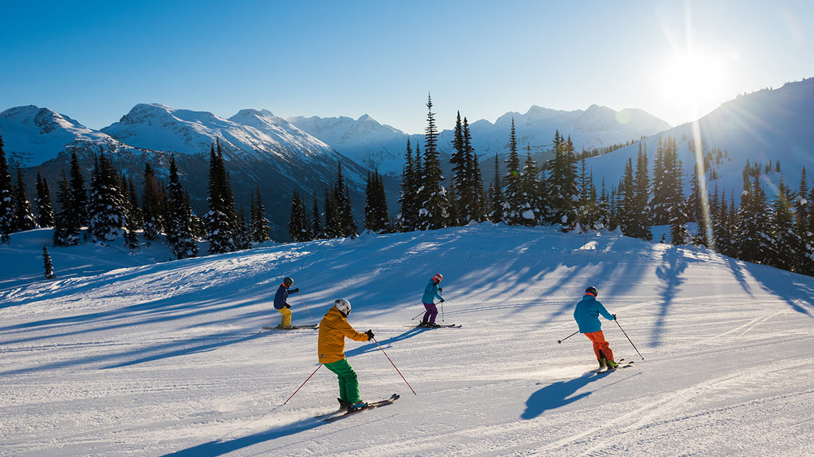 Ski In Ski Out Rentals