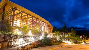 Squamish Lilwat Centre - Mike Crane