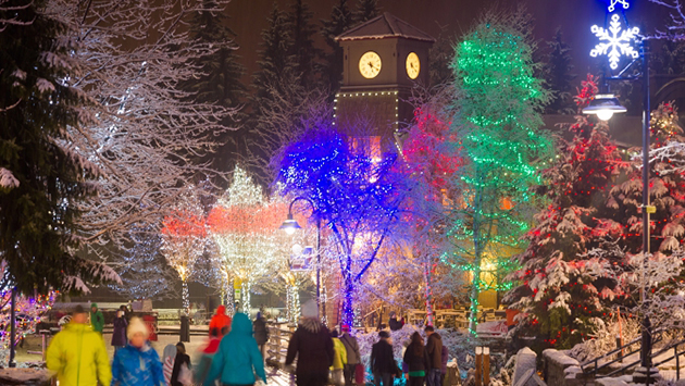 Whistler Festive Vacation Rentals