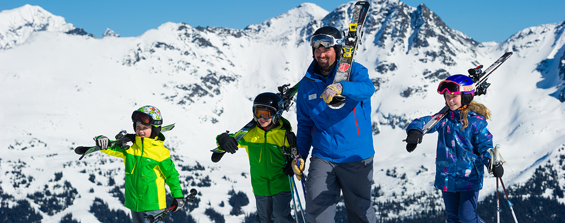 Whistler Kids Snow School