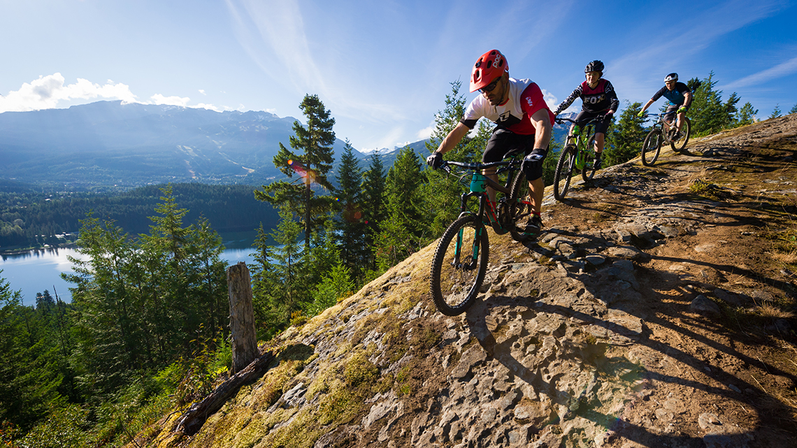 Mountain Bike Friendly Whistler Accommodation