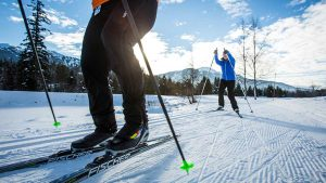 Cross Country Skiing Lost Lake Park