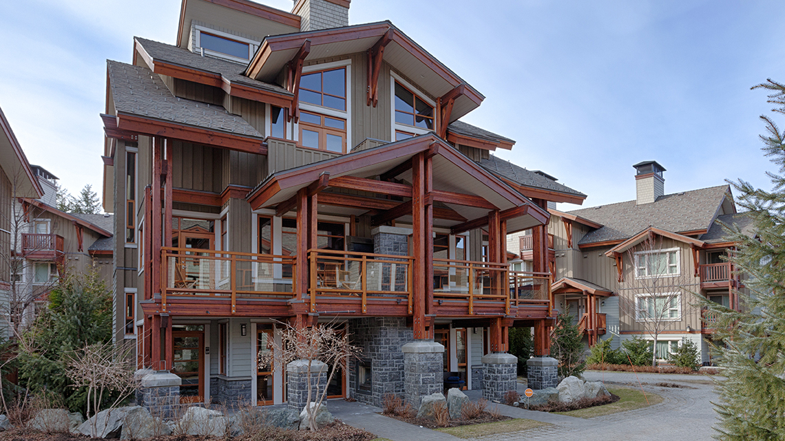 Four Bedroom Whistler Accommodation
