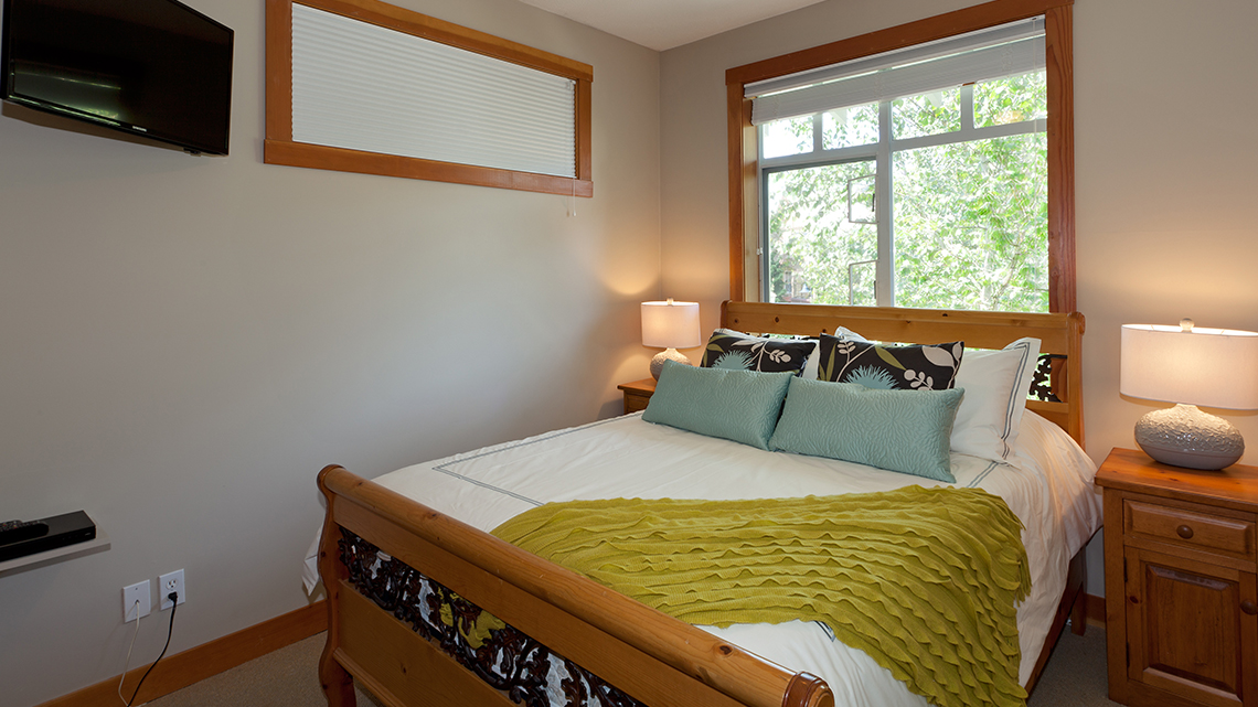 One Bedroom Whistler Accommodation