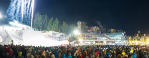 New Year's Eve Whistler