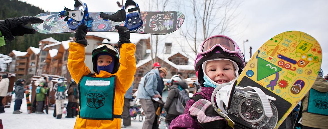 Whistler Snow School
