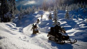 Snowmobile Tours in Whistler