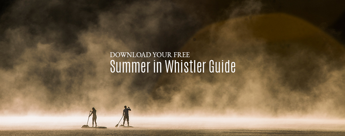 Download Free Summer in Whistler Guide