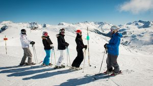 adult lessons Whistler