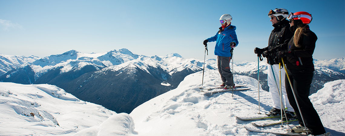 Adult Ski and Snowboard Lessons Whistler