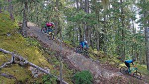 cross country biking Whistler