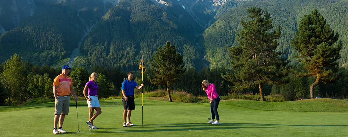 Whistler Golf Courses