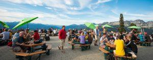 Mountain Top Dining