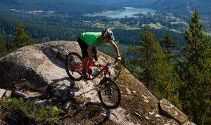 Mountain Bike in Whistler