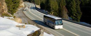 Shuttle Bus to Whistler