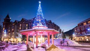 Christmas Accommodation Whistler