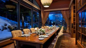 Fairmont Chatea Dining