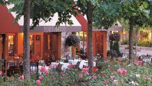 Portobellos - One of the Chateau's many restaurants