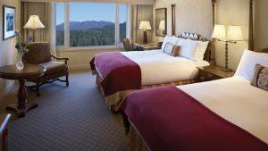 Fairmont Deluxe Valley View Room with 2 Queen Beds
