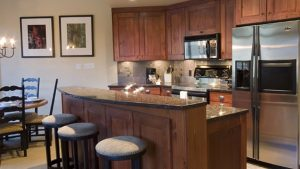Two Bedroom Suite - Kitchen Area