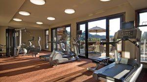 Evolution Whistler Fitness Room