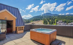 Sundial Hotel - 1 bed deluxe hot tub