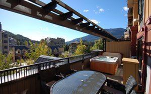 Sundial Hotel - 1 bed hot tub