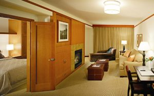 Pan Pacific Whistler Village 1 Bed Suite