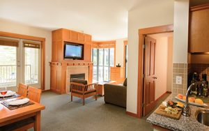 Pan Pacific Mountainside - 2 bedroom suite