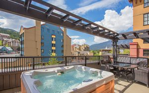 Sundial Hotel - 2 bed private hot tub