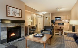 Hilton Whistler - 1 bed suite