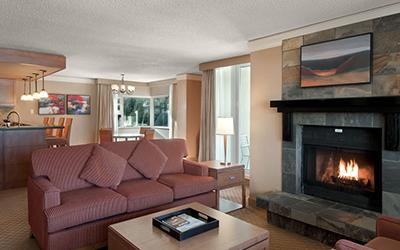 hilton mountain suite