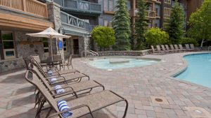 Legends Whistler Pool Area