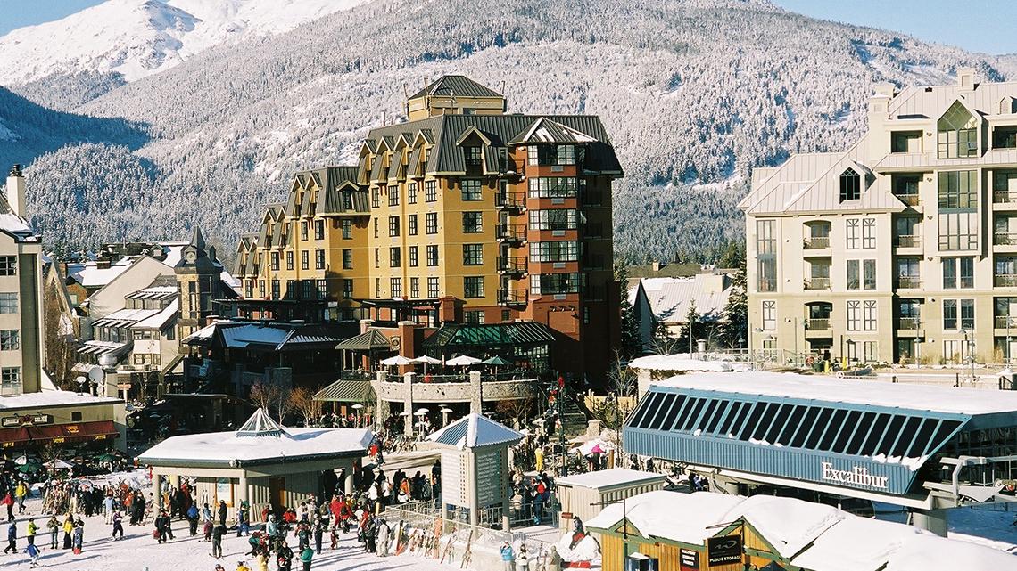 Sundial Boutique Hotel Whistler
