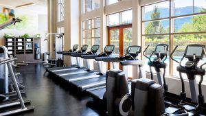 Fitness Centre - Westin Resort Spa Whistler