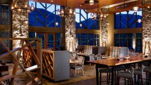 Westin Whistler Grill Vine Dining