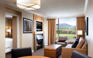 Westin 1 bed suite