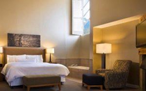 Westin Penthouse Suite