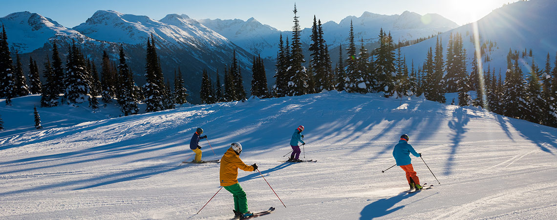 Ski In Ski Out Whistler Accommodation