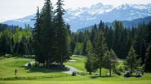 Fairmont Whistler Golf Course