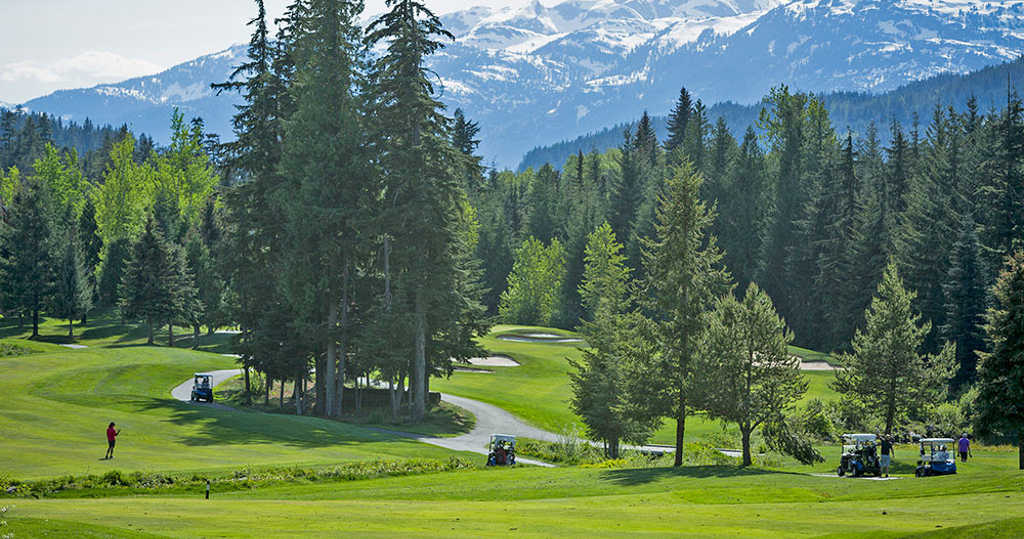 Is Whistler Canada's Top Golf Destination?