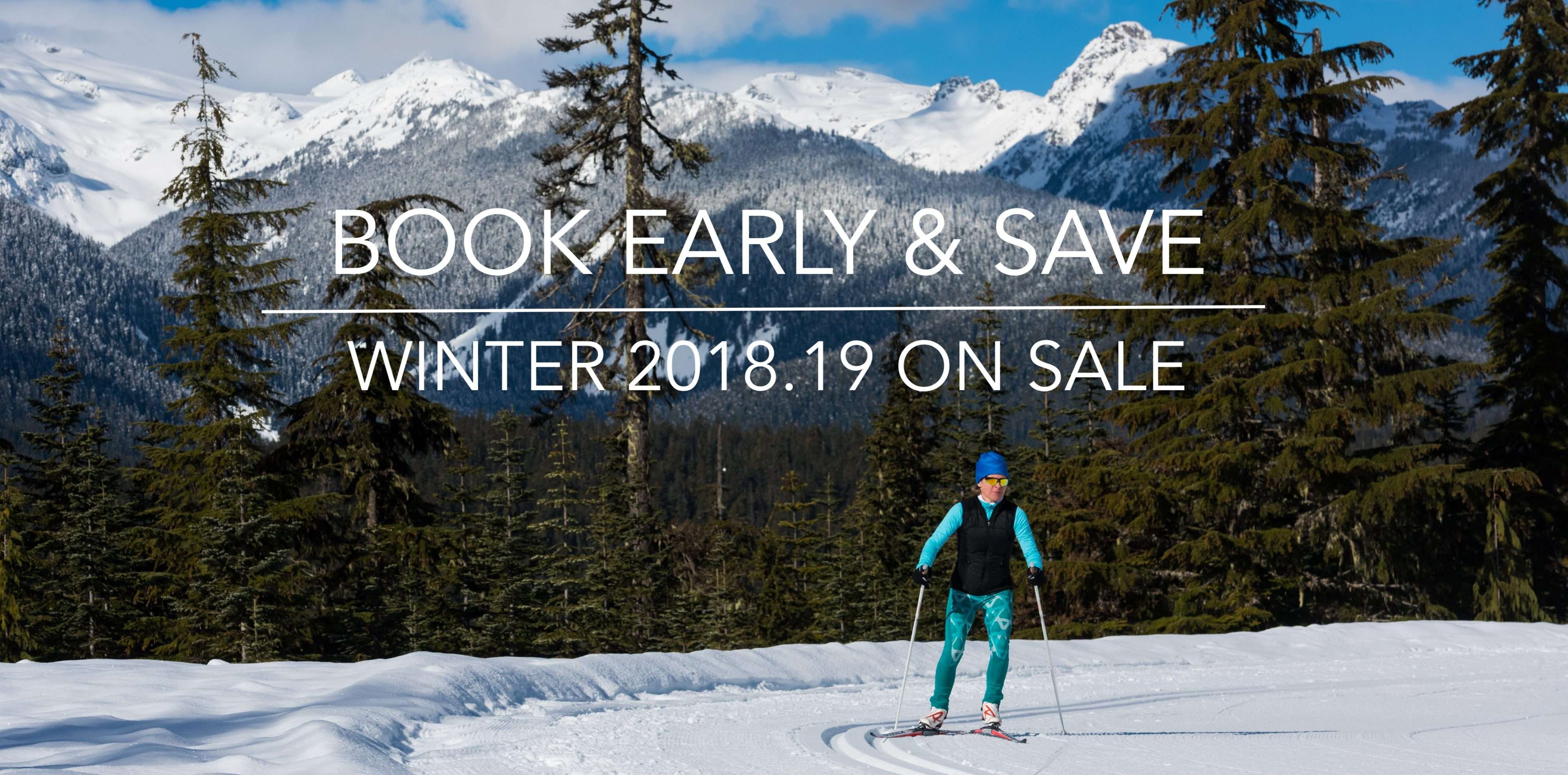 Whistler Deals and Packages