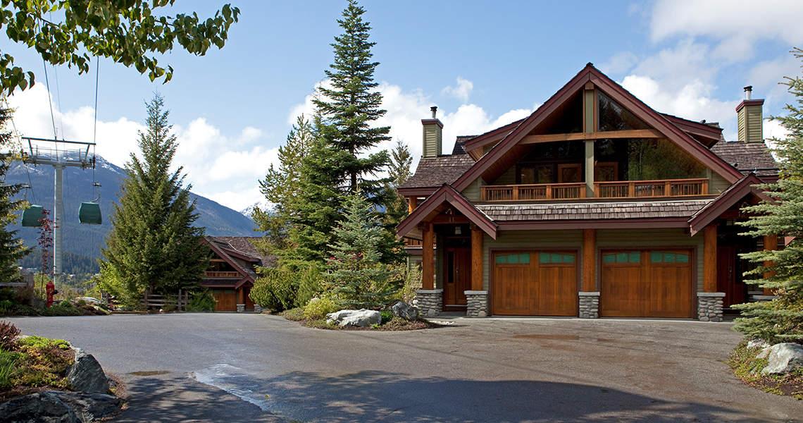Mountain Bike Friendly Whistler Accommodation
