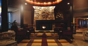 Hilton Whistler Lobby