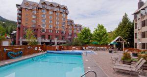 Sundial Hotel Pool Area