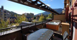 Sundial Hotel Private Hot Tub 2
